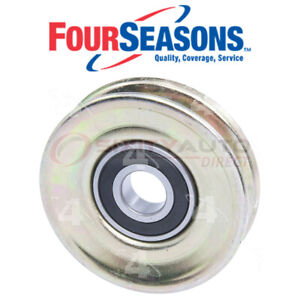 Four Seasons Drive Belt Idler Pulley For 1968 1970 Ford Mustang 4 7l 5 0l Gk