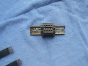 Henny Penny Rotisserie Oven Scr 8 Terminal Block Assy