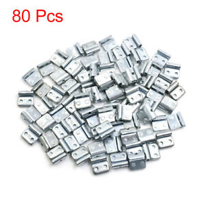 10g Clip-on Tyre Wheel Balance Weights for Motorcycle Car 19 x 19mm 80pcs