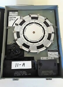 General Electric Cr121e Seven Day Mechanical Timer