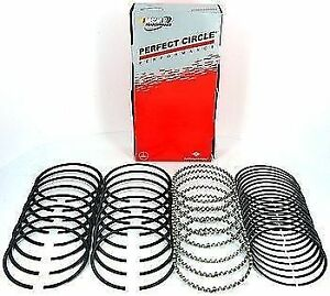 Perfect Circle 50141cp Piston Rings Chevy 348 1958 1961 030