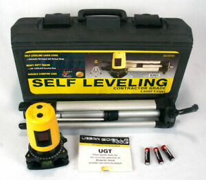 Urban Gorilla Tools Self Leveling Contractor Grade Laser Level Heavy Duty