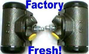 Both Front Wheel Cylinders Oldsmobile 1935 To 1956 New