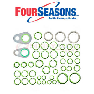 Four Seasons A C System O Ring Gasket Seal Kit For 2006 2010 Ford F 450 Yg