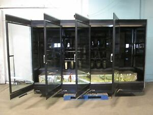 borgen Hd Commercial 125 w Remote Refrigeration Lighted Floral Display Case