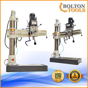 Bolton Tools 15 X 42 1 2 Radial Arm Drill Press Rd32