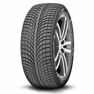 1 New Michelin Latitude Alpin La2 255 55r18 Tires 2555518 255 55 18