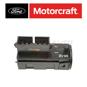 Motorcraft Clutch Pedal Ignition Lock Switch For 1991 1997 Ford Explorer Lj