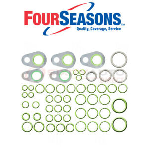 Four Seasons A C System O Ring Gasket Seal Kit For 2008 2014 Ford E 450 Fz