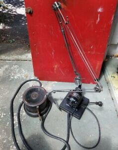 Early 1900s Foredom Dental Drill Ritter Current Controller More Runs
