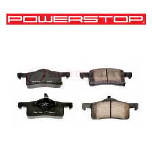 Power Stop Evolution Ceramic Disc Brake Pads For 2003 2006 Ford Expedition Zz