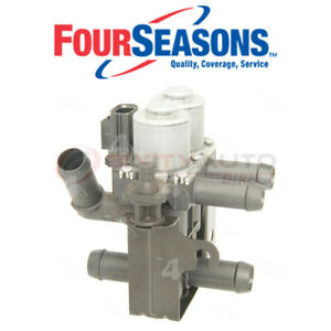 Four Seasons Hvac Heater Control Valve For 2000 2002 Lincoln Ls 3 0l 3 9l V6 Gt