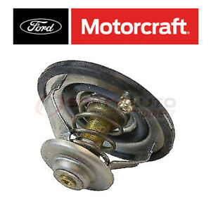 Motorcraft Coolant Thermostat For 1994 Ford F59 7 3l V8 Engine Cooling Zw