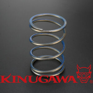 Turbo Wastegate Actuator Spring Fit Turbosmart Iwg75 10psi Blue Outter