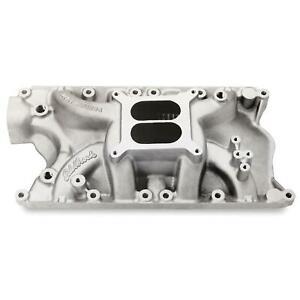 Edelbrock 7181 Performer Rpm Ford 351w Intake Manifold
