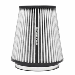 Spectre Hpr9891w Hpr Air Filter White 8 5in Tall Tapered Conical