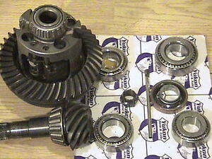 7 5 8 Eaton373 Gear Lsd Posi locker Ring pinion W new Bearing Seal Kit Rebuilt