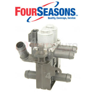 Four Seasons 74009 Hvac Heater Control Valve For Heating Air Conditioning Bk