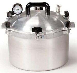 New All American Steam Tattoo Sterilizer Autoclave