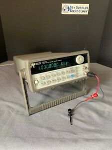 Hp 33120a 15mhz Function Arbitrary Waveform Generator Good Condition