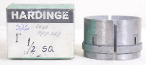 Hardinge S26 Steel Pad 1 1 2 020 Off Set Square Collet