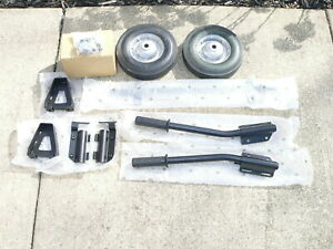 Honda Generator Wheel Kit 06710 z22 a40za For Eg4000 Eg5000 Eg6500 Series new