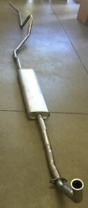 1949 1952 Dodge Coronet Meadowbrook Exhaust System 304 Stainless Exc Wagons