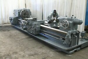 33 X 132 American Pacemaker Engine Lathe Yoder 63301