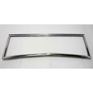 1928 1931 Model A Closed Car Windshield Frame Polished