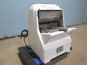 oliver 797 Heavy Duty Commercial Counter Top hp Bread Slicer Machine