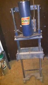 Ammco Macpherson Strut Spring Compressor Model 2770 Air Over Hydraulic