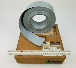 67 Partial Roll Belden Flat Cable Partial Row 9l28050 Ribbon Wire 28 Awg