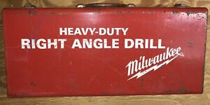 Milwaukee 1 2 Right Angle Drill Corded