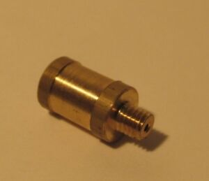 Live Steam Locomotive 3 16 40 Threaded Oil Cup New Train Parts