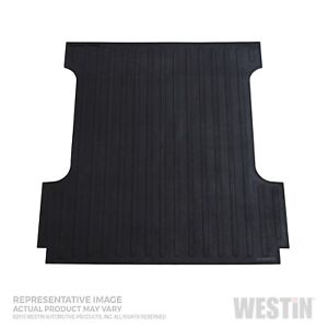 Westin Truck Bed Mat Fits 19 20 Dodge Ram 1500 New Body Style 5 7 Bed 50 6425