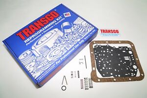 Transgo 47 2 C4 Shift Kit 1967 69 Ford C 4 Transmission Stage 2 High Performance