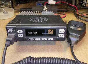Kenwood Tk 862hg Uhf 70 Cm 35 Watt Mobile Radio Accy With Free Programming
