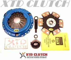 Amc Stage 4 Extreme Clutch Kit 94 01 Integra B18 Rs Ls Gsr Type R 2300lbs