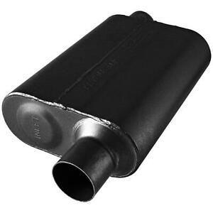 Flowmaster 842548 Stainless Super 44 Series Muffler 2 50 In out