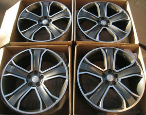 20 Wheels For Range Rover Land Rover Sport Hse Discovery 20x9 5 Rims Set Of 4