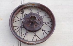 1928 1929 Model A Ford Used Wheel 21 Inch