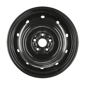 68745 Reconditioned Oem 16in Black Steel Wheel Fits 2005 2007 Subaru Forester