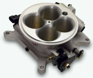 Universal Throttle Body 1000cfm Square Flange Edelbrock 3878