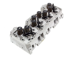 Chevy 348 409 Performer Rpm Cylinder Head Assm Edelbrock 60815