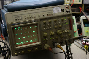 Tektronix 2465 Dms 300mhz 4 channel Analog Oscilloscope 2 Probes Guaranteed