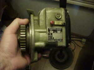 Nice Fairbanks Morse Xd1b7r 1 Magneto With Gear Y 107 b Wisconsin Agn Engine Hot