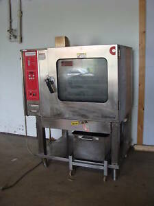 alto Shaam H duty Commercial Combitherm Full Size Pan Natural Gas Combi Oven