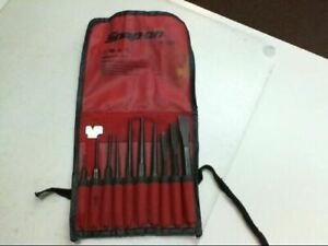 Snap On Ppc710bk 11 Pc Punch And Chisel Set