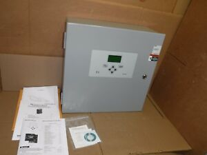 Emerson Asco 5210 Digital Power Meter Monitor Control For 7000 Transfer Switch