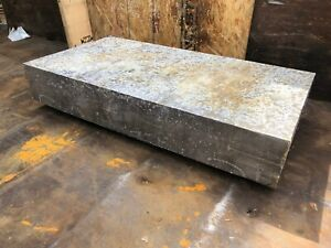 7050 Aluminum Block Flat Rectangular Solid Plate Bar Stock 45 5x23 5x7 25